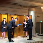 岡山支店コンベンション表彰式